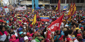Venezuelans go to the polls to elect new National Assembly