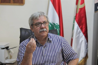 Lebanese Communist Party Secretary General Hanna Gharib Statement