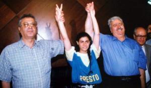٢٢ عاماً على تحرير البطلة الرفيقة المناضلة سهى فواز بشارة