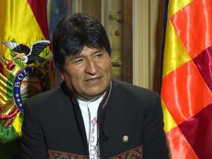 إيفو موراليس يتحدّث عن الانقلاب البوليفي وكوبا وعملاء الCIA...