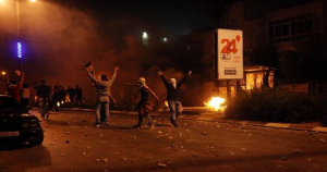 مواجهات مع قوات الاحتلال في القدس المحتلة