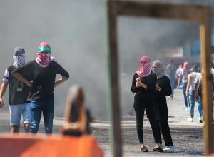 عشرات الإصابات خلال قمع الاحتلال لمسيرة كفر قدوم الأسبوعية