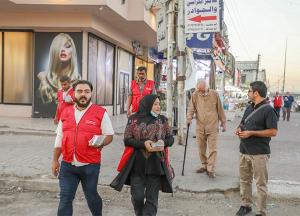 الشيوعي العراقي: قوة امنية تعترض نشطاء شيوعيين من دون مسوّغ قانوني