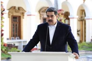 فنزويلا: واشنطن لا تستطيع منعنا من بناء علاقاتٍ مع إيران