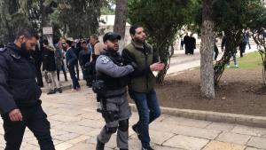 اعتقالات لجيش الاحتلال بالضفة.. وإغلاق حاجز قلنديا العسكري