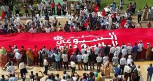 الشيوعي السوداني.. يهاجم الحكومة ويحذر من أن حرب شاملة بسبب اتفاق جوبا