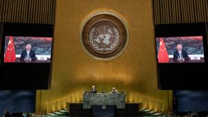 الرئيس الصيني: لقاحتنا ضد كورونا ستكون متاحة في كل أنحاء العالم