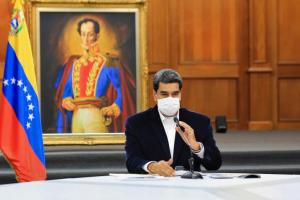 مادورو: أكبر مصافي النفط في البلاد كانت هدفًا لهجوم إرهابي