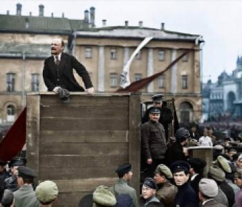 حوار حول ثورة أكتوبر الاشتراكية