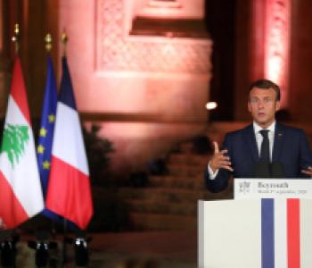 """""""فرمان"""" فرنسي جديد... مئوية بؤس، وسلطة مرتهنة"""
